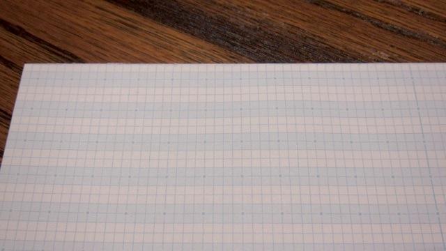Large dot-grid