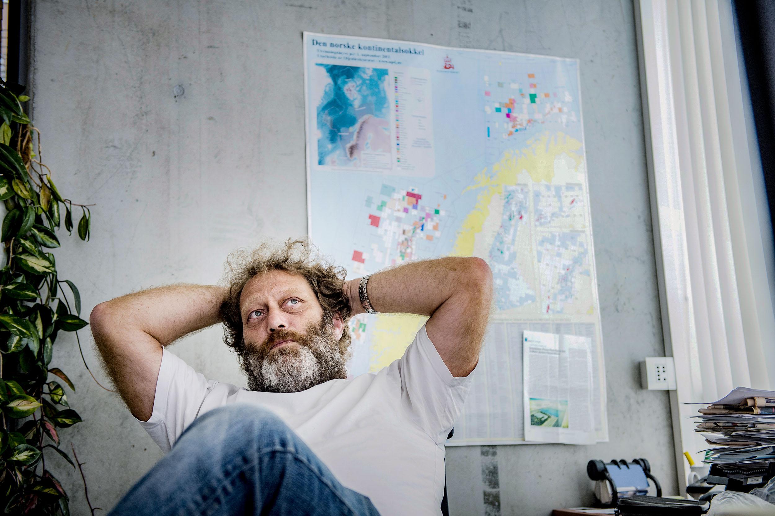 Frederic Hauge