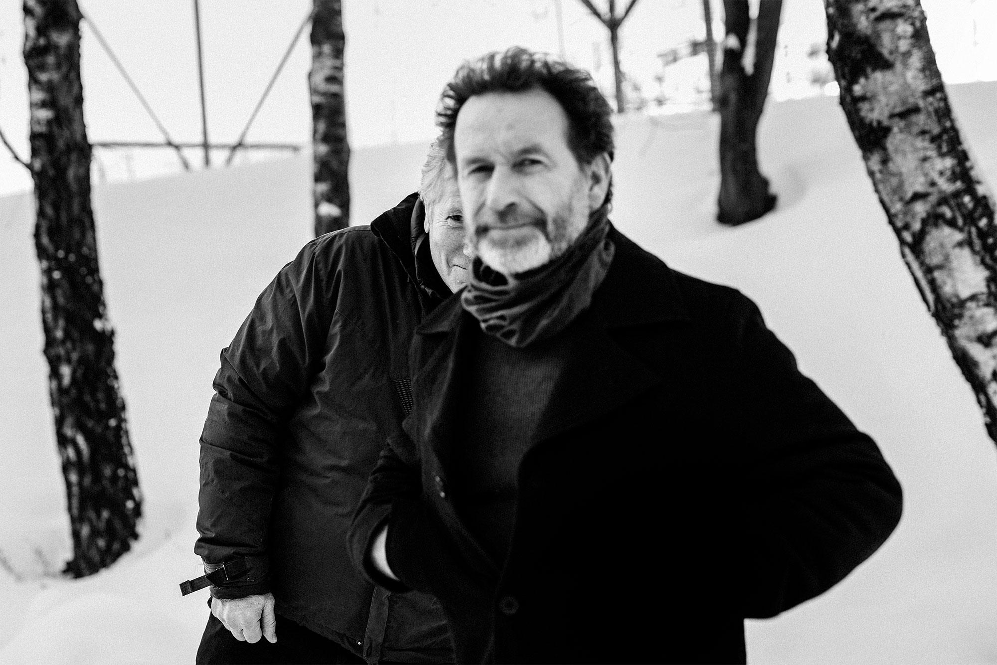 Hans Petter Moland/Per Petterson
