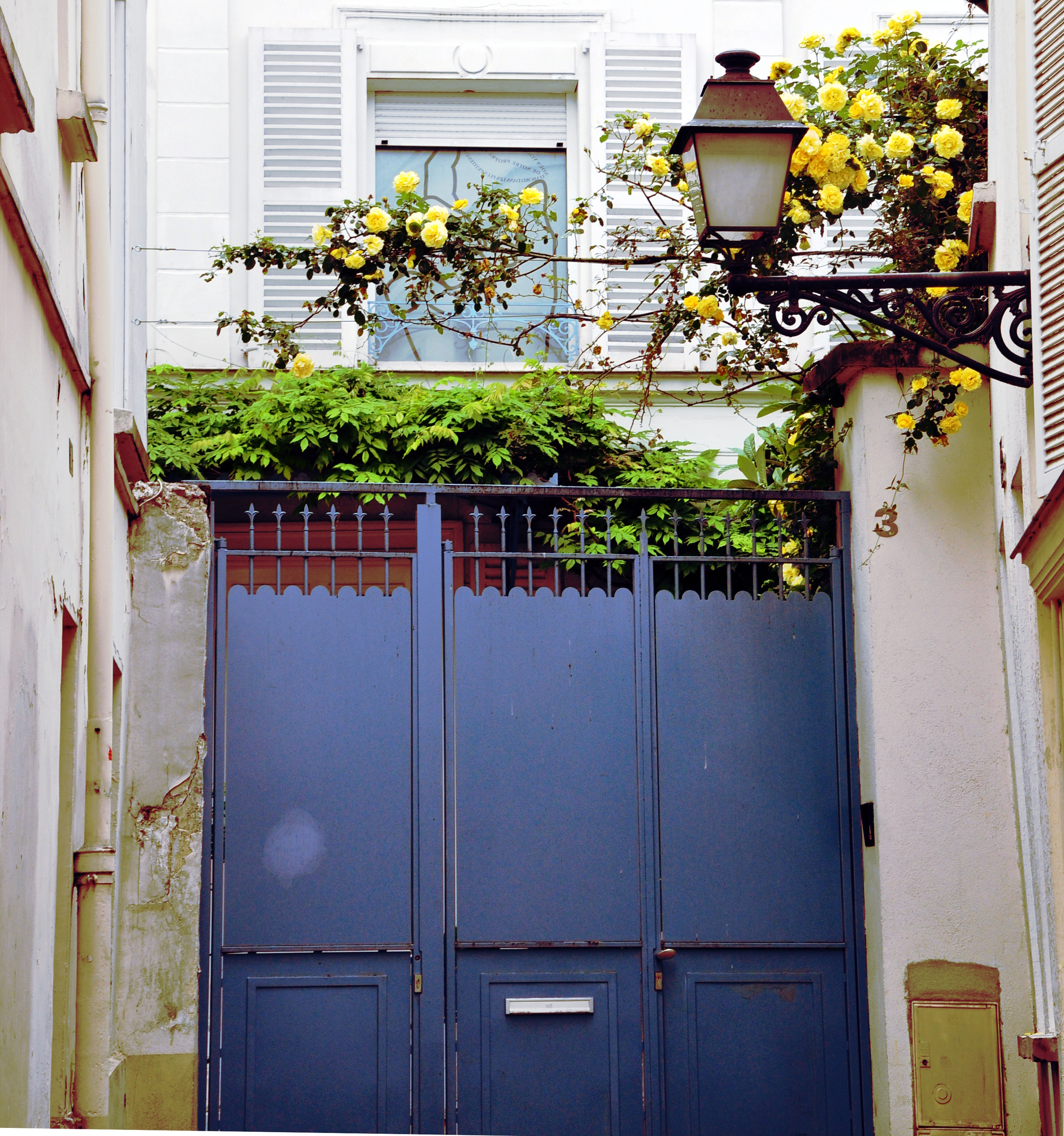 Montmartre Alley