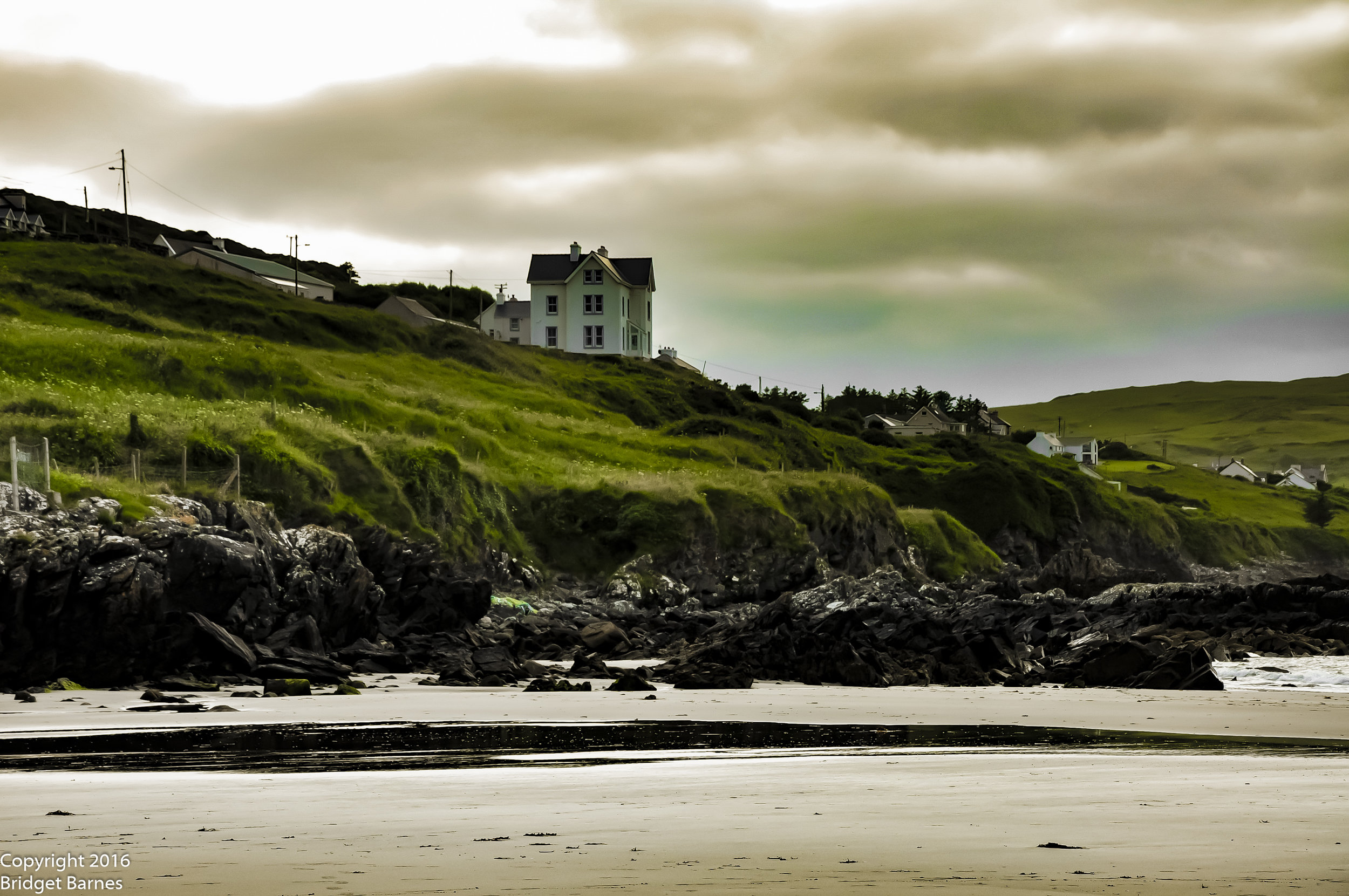 Portnoo Beach on the Wild Atlantic Way in Co. Donegal
