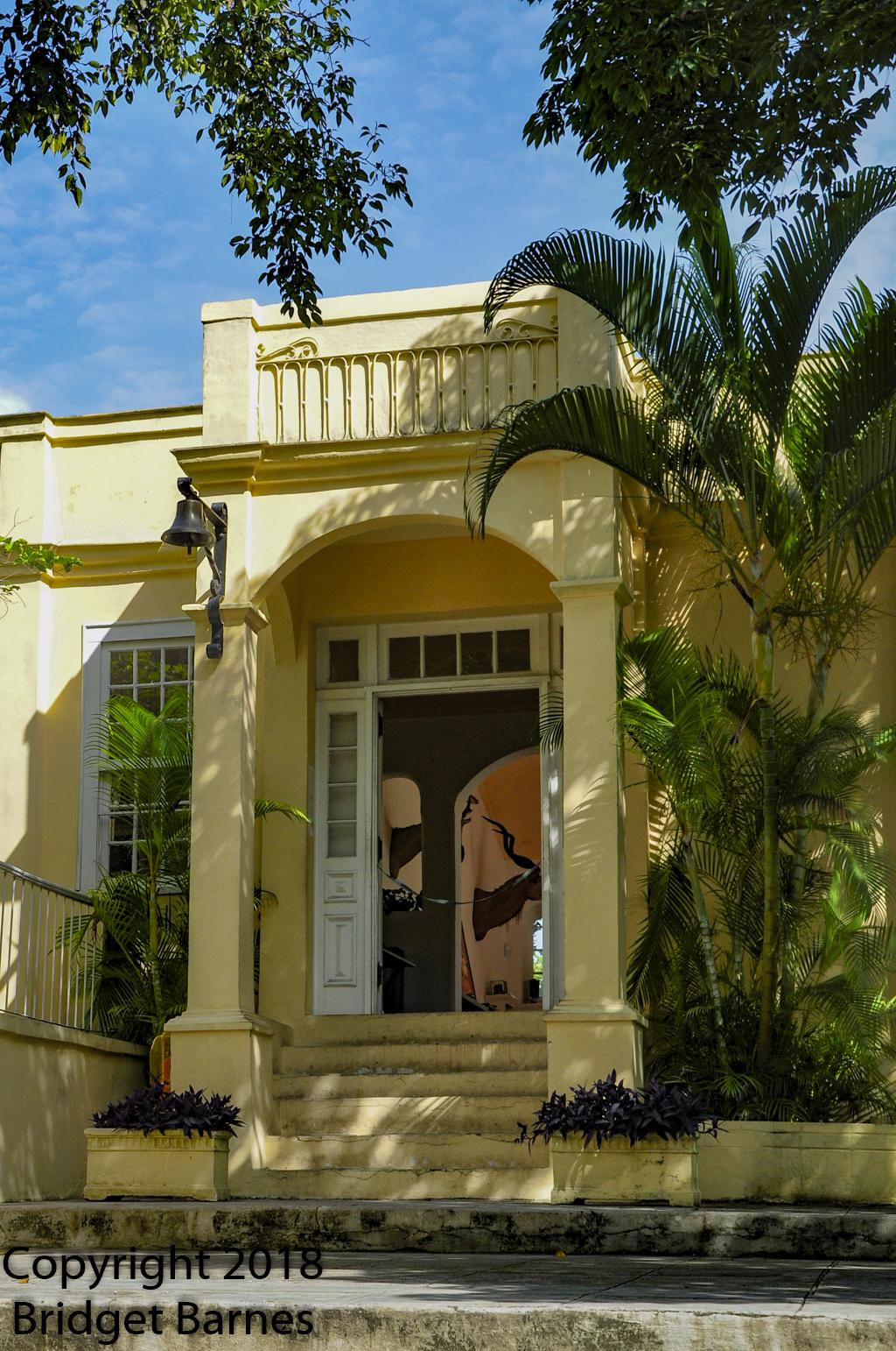 La Finca Vigía, Ernest Hemingway's home, 18 June 2018