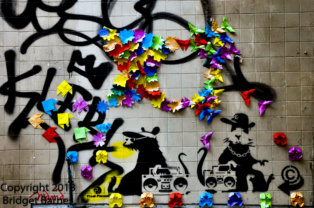 Contemporary art fans will enjoy their hunt for an elusive work by Banksy while taking a street art tour of Belleville.