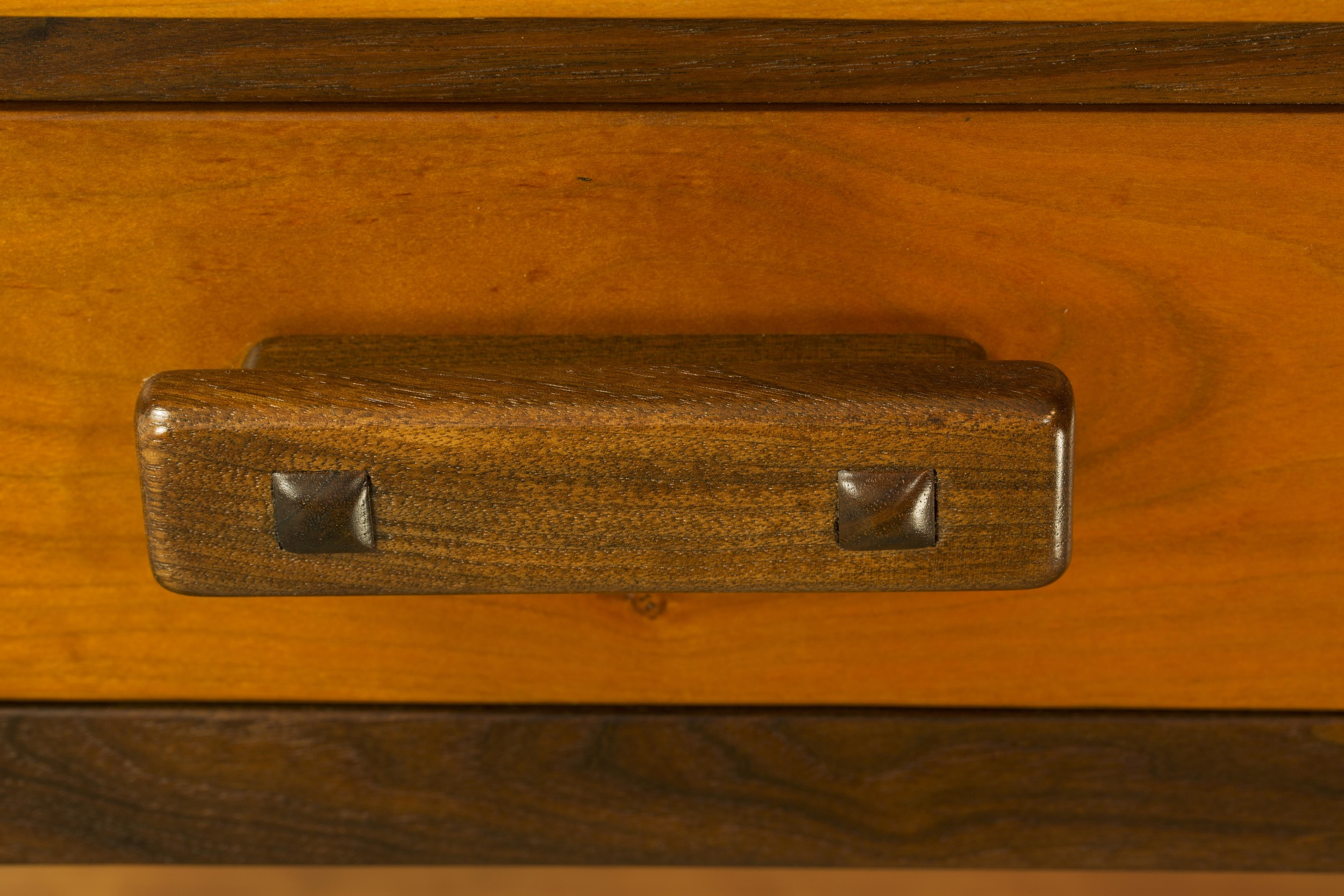 Walnut Drawer Pull