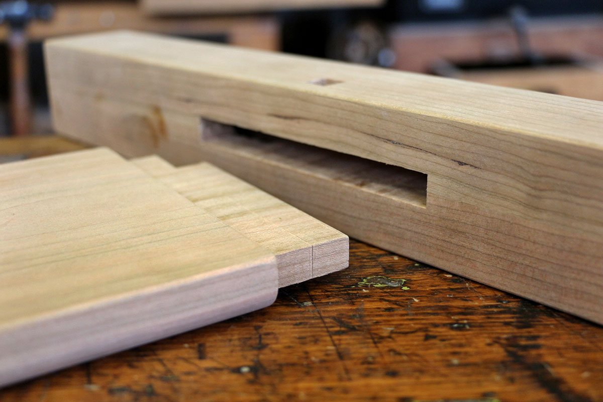 Mortise & Tenon Joint