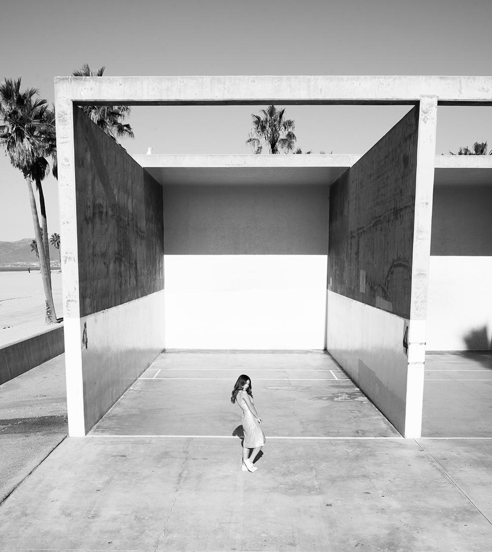 in  VLabelLondon  shot by  Chris Blackwell (Venice Beach, CA)