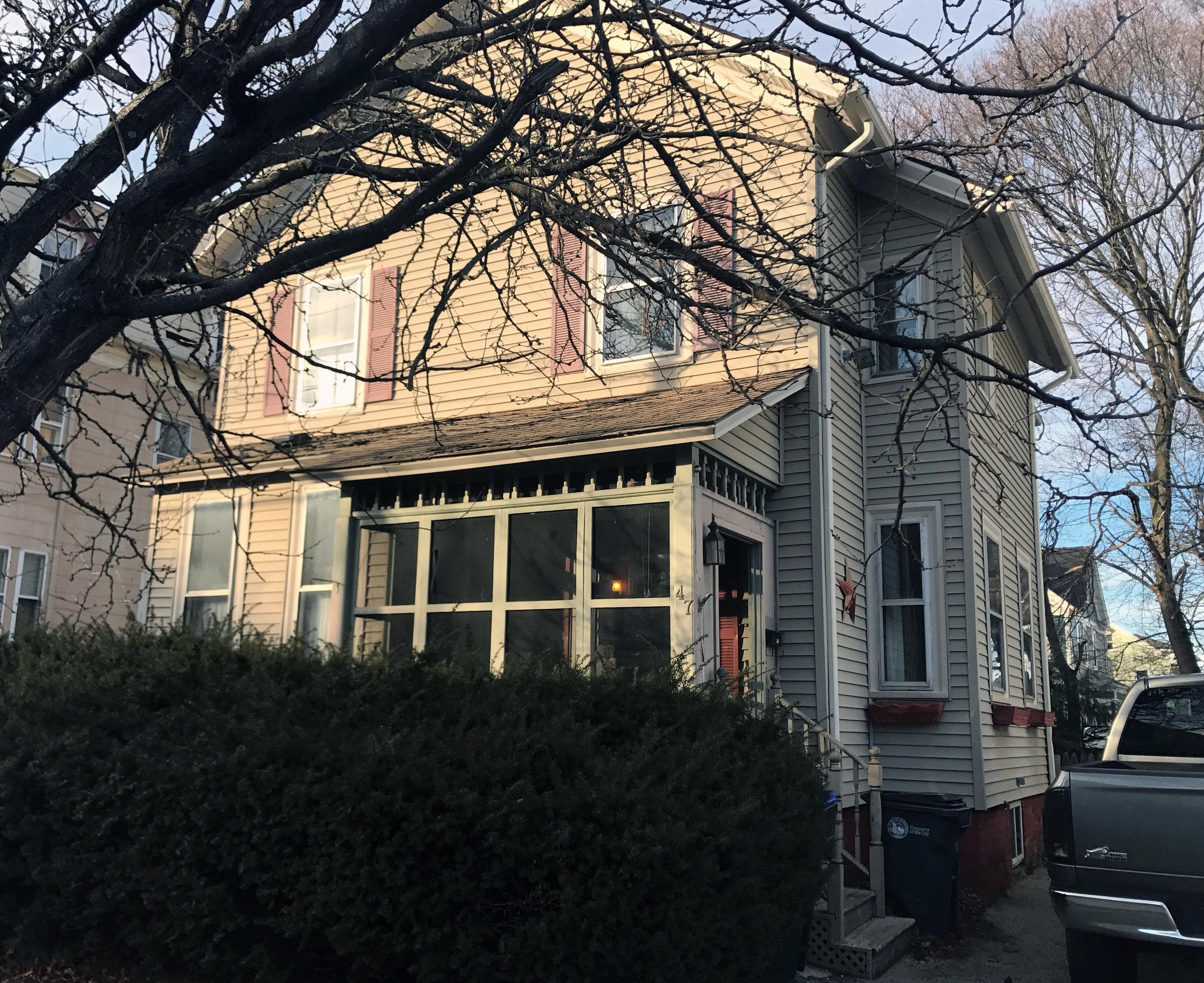 47 Roanoke Street