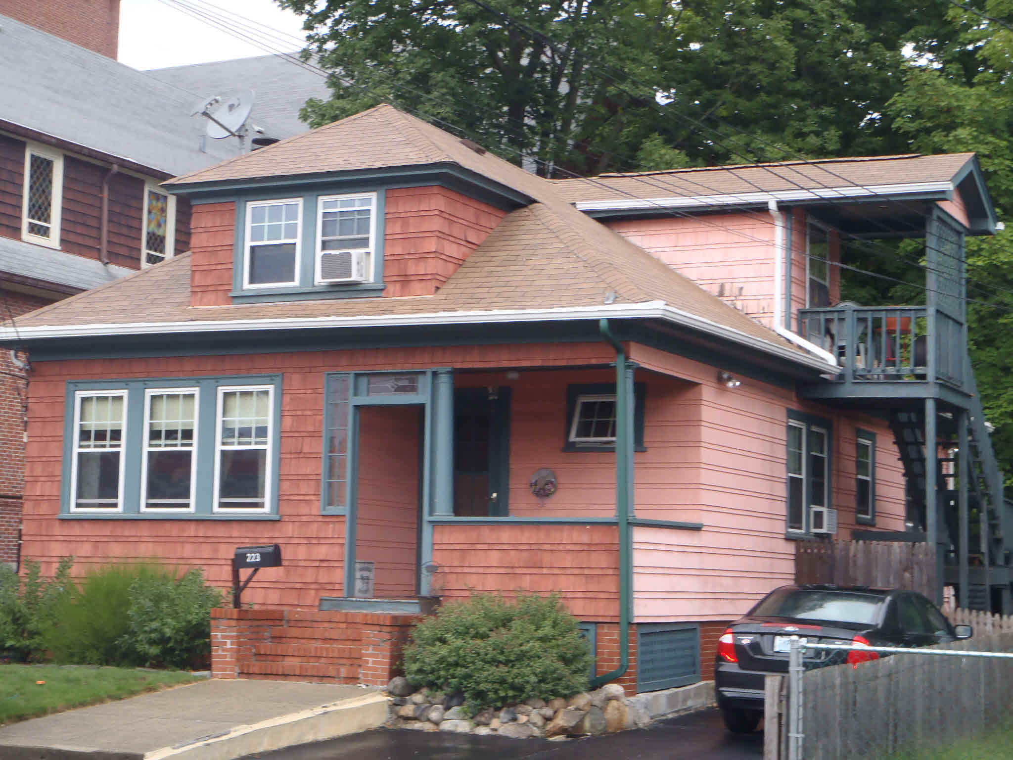 Cranston, RI - Closed on September 12, 2017