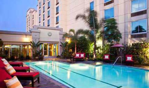 Doubletree Hotel - Commerce
