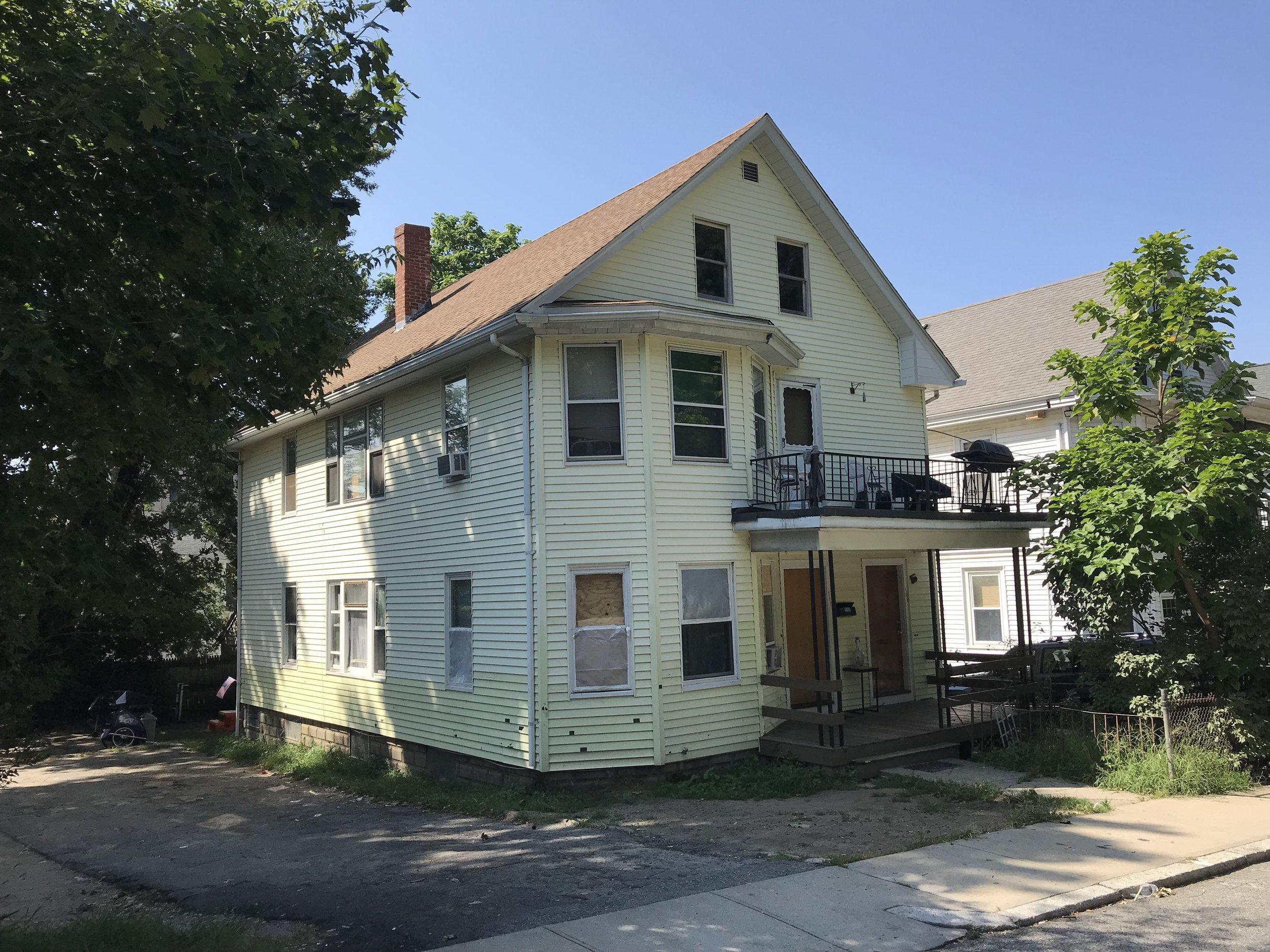 Providence, RI- Closed September 5, 2018