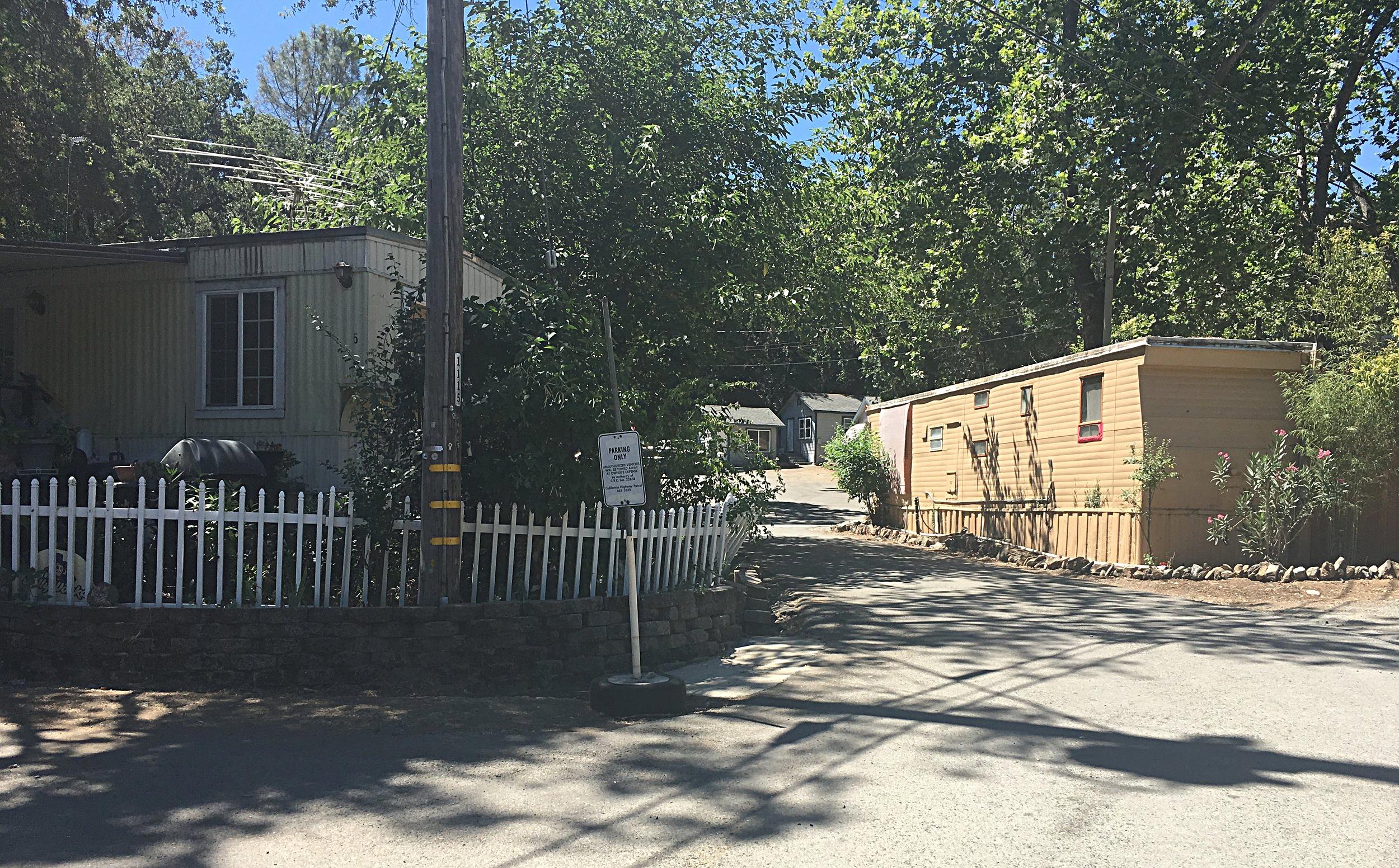 Auburn, CA 45 unit mobile home park