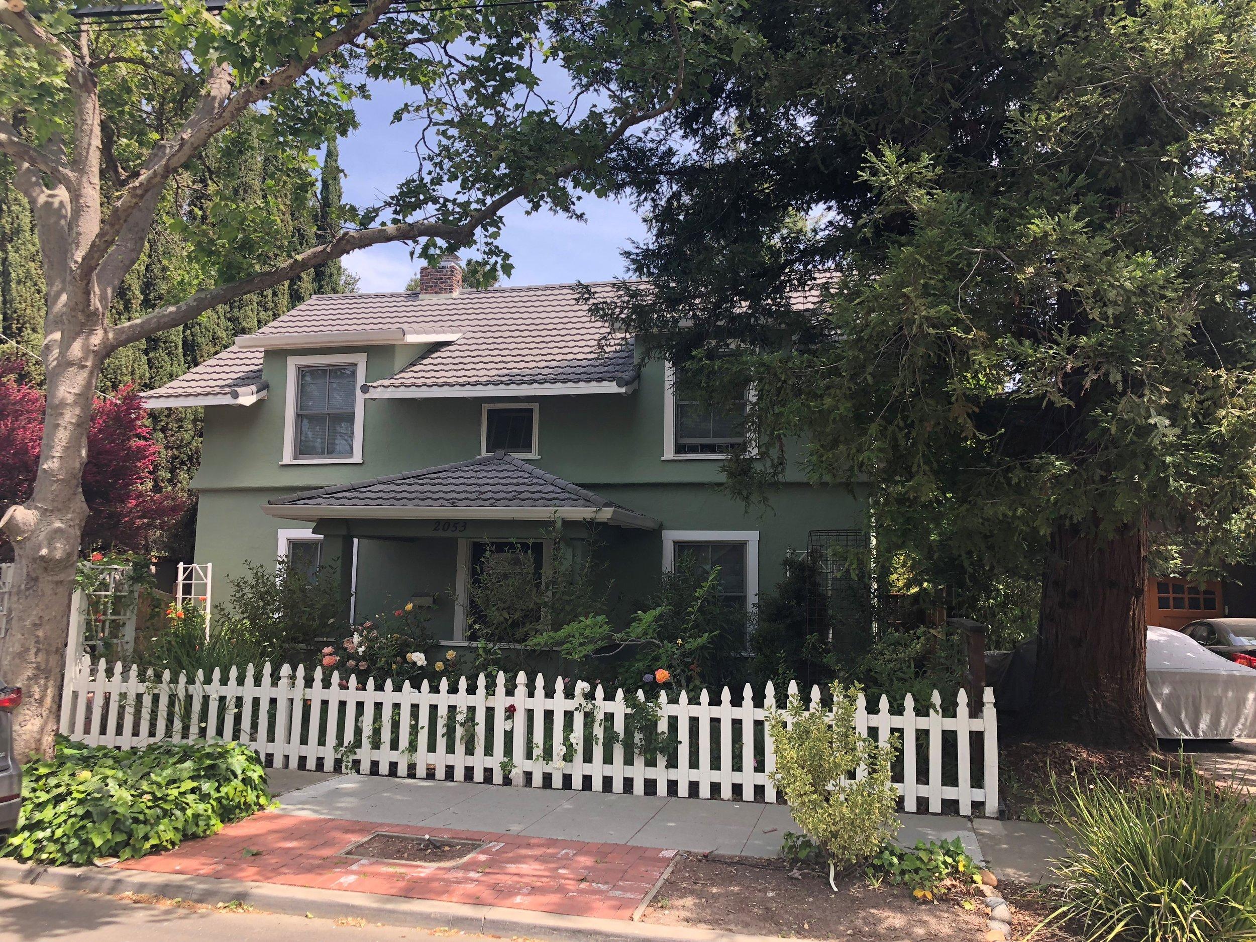 Palo Alto SFR Refi as Part of Reverse Exchange