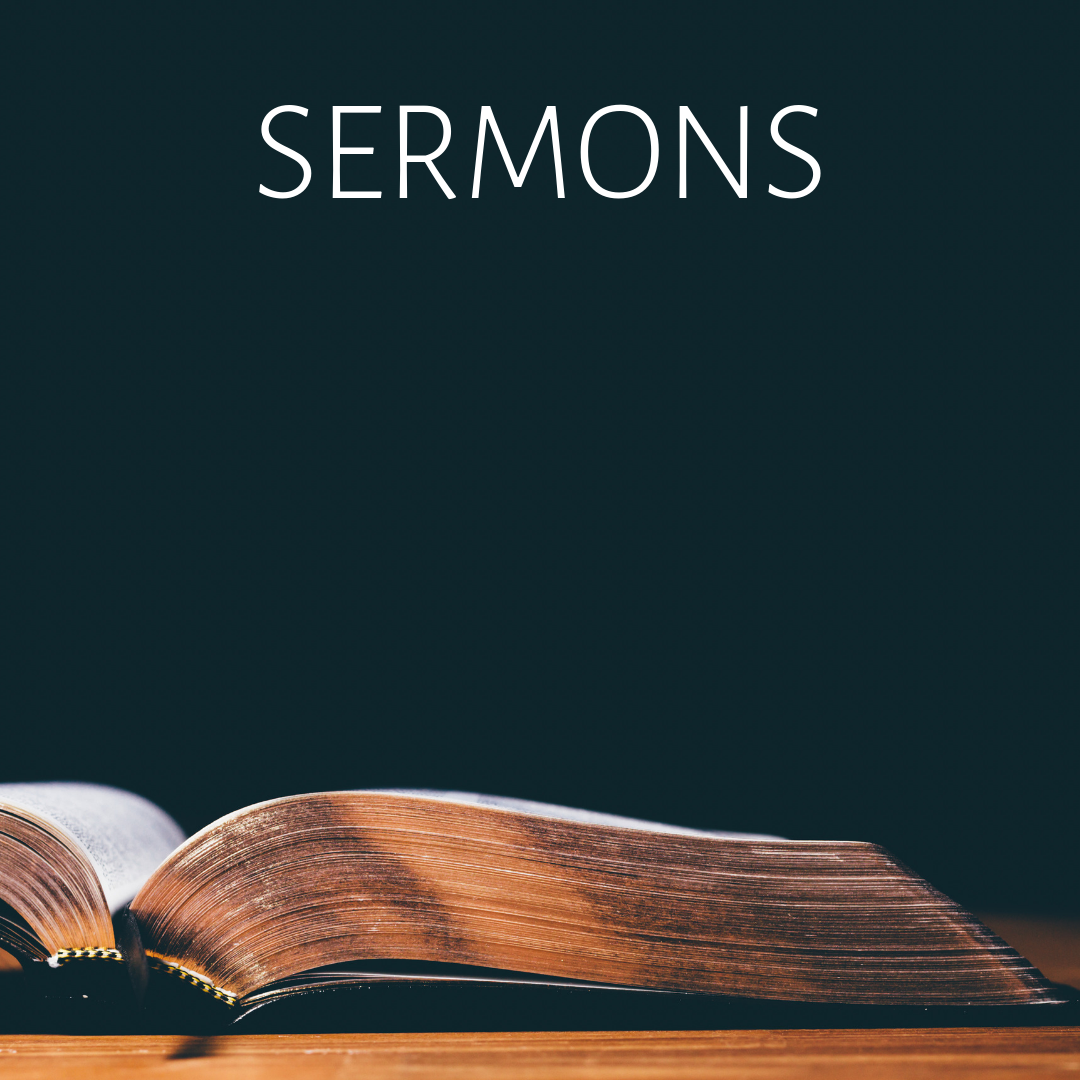 Listen to recent sermons