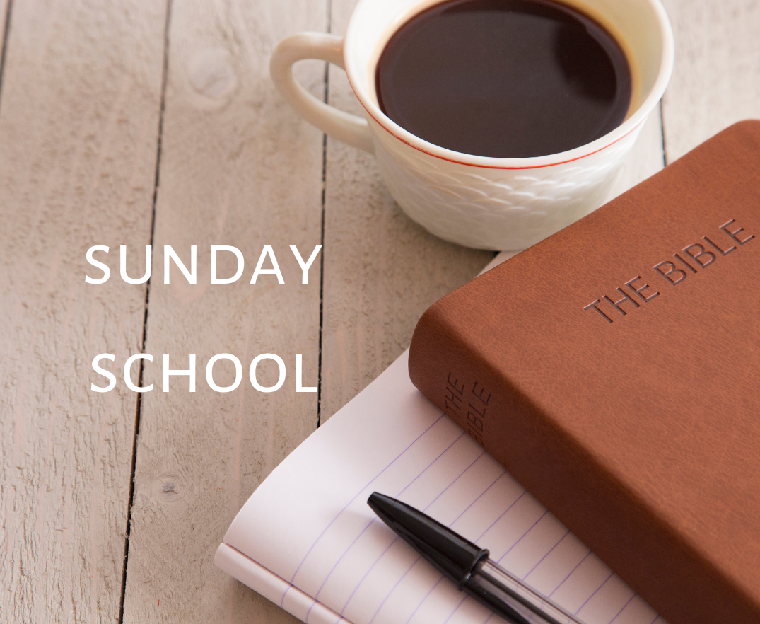 MEETS SUNDAYS @ 9:00 AM in various rooms