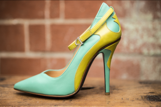 Lucchese Overlay Pump