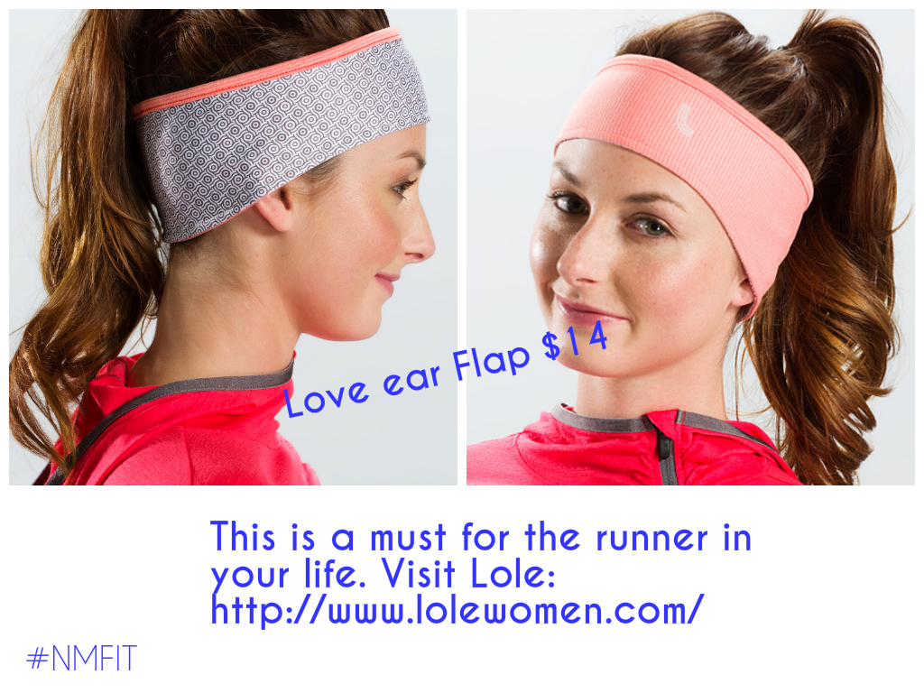 These headbands keep your ears warm and hair out of the way. Super affordable and stylish too!