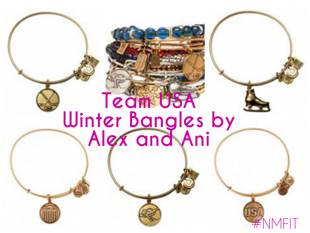 Celebrate Valentine's Day by showing your support for the  USA team  at the  Olympics . http://www.alexandani.com/collections/olympics.html