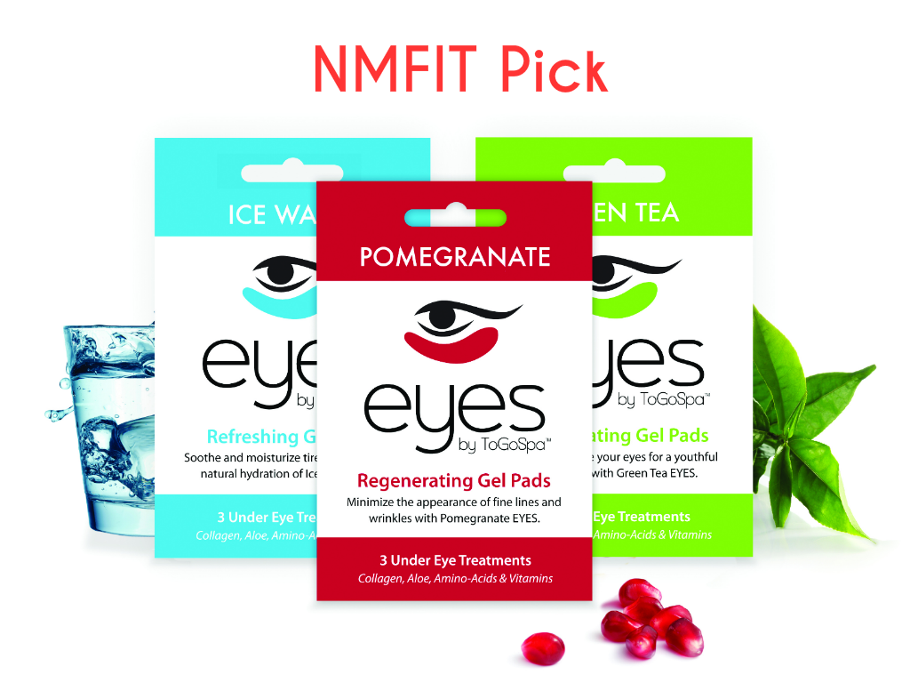 Cool those tired eyes after an early morning workout with these amazing under eye treatments. Each gel pad is infused with a combination of natural high-density marine collagen, enzymes, amino acids, natural marine minerals, trace elements, proteins, and vitamins. www.ToGoSpa.com