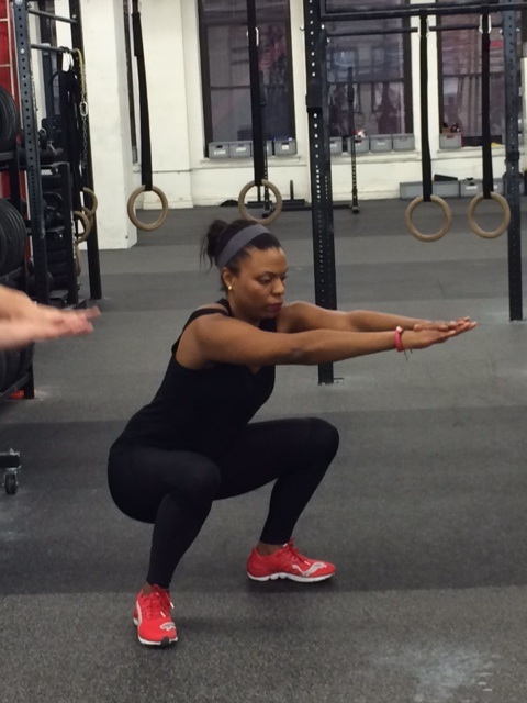 SQUAT like you mean it!