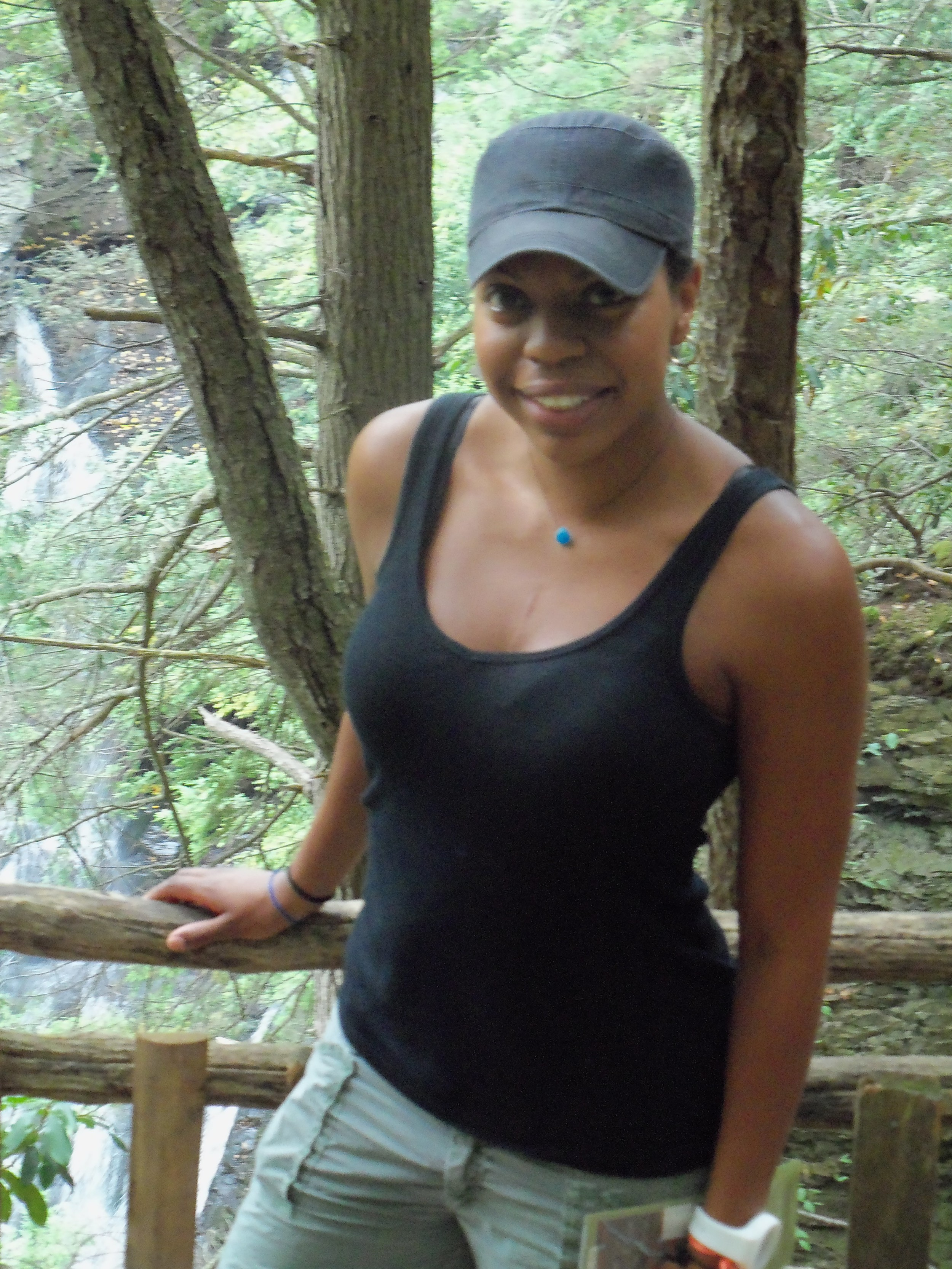 I explored new forms of fitness like hiking!