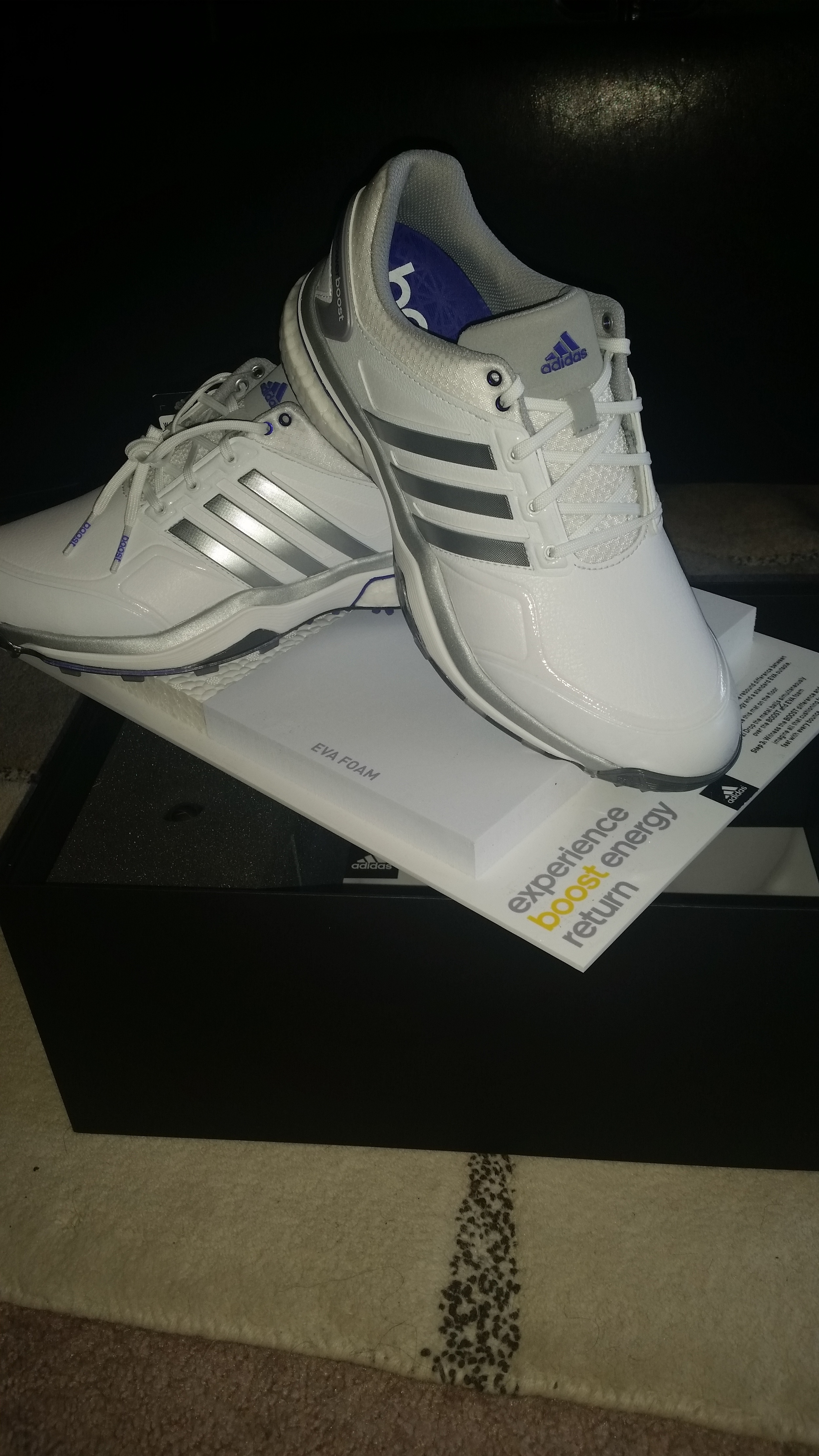 Adipower Boost by Adidas