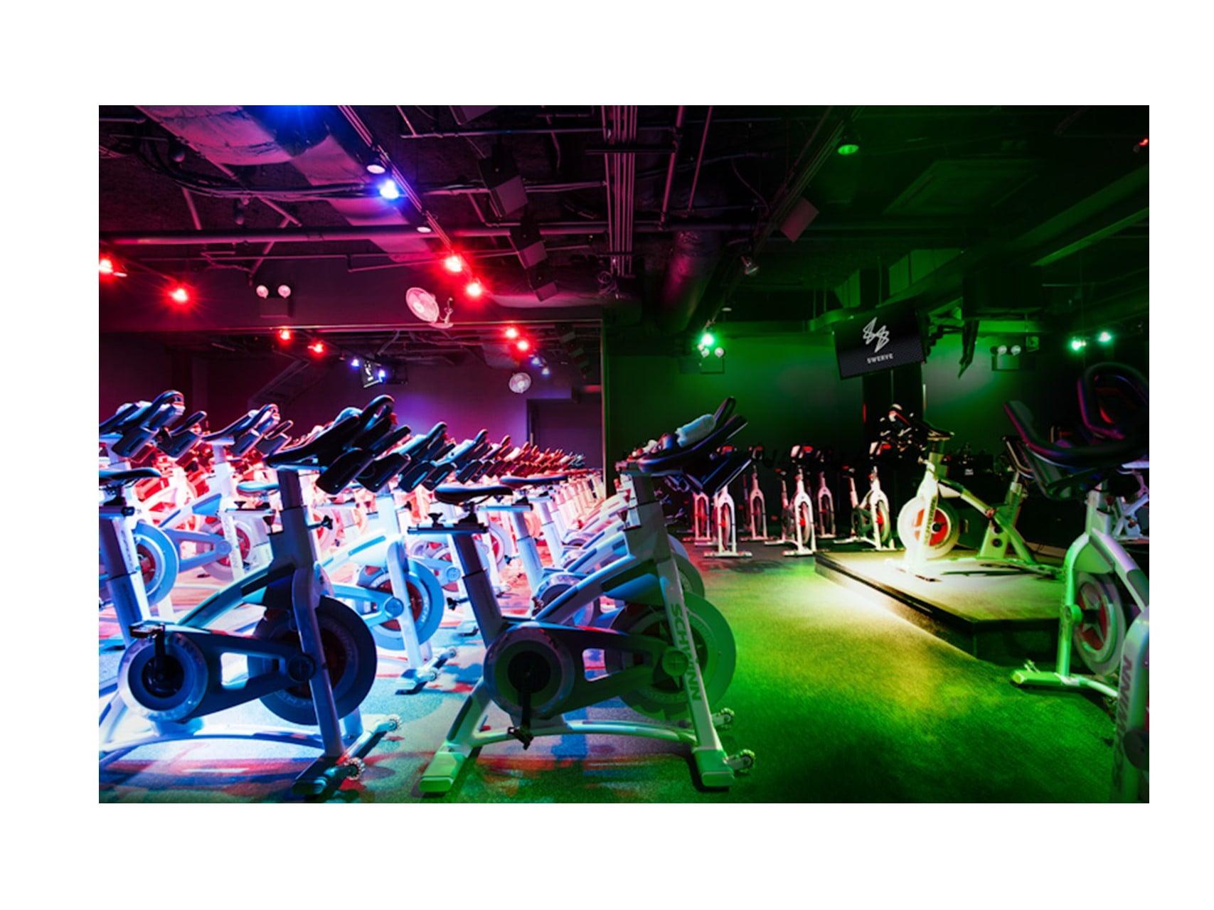 Swerve Fitness Studio