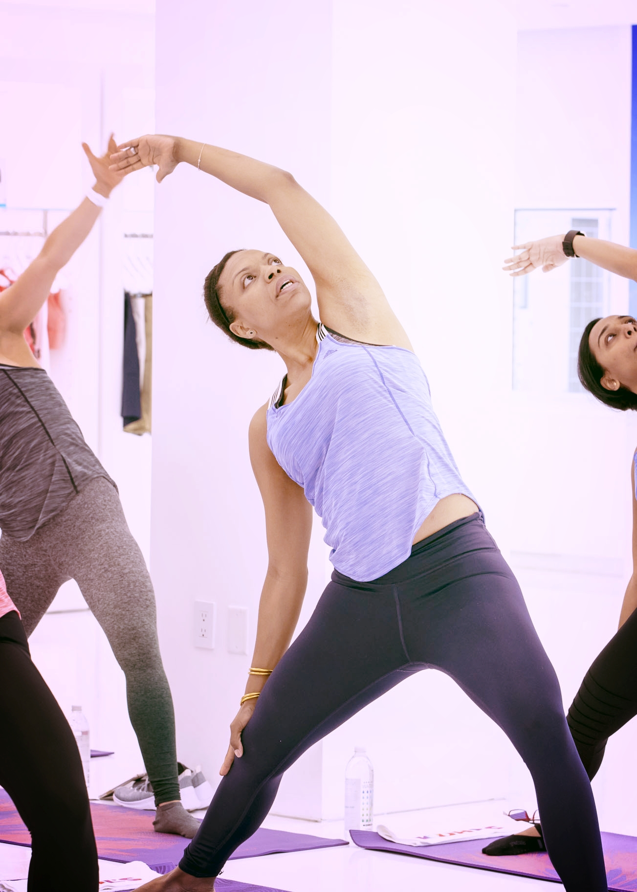 30 mins of HIIT yoga is all you need to get you going!