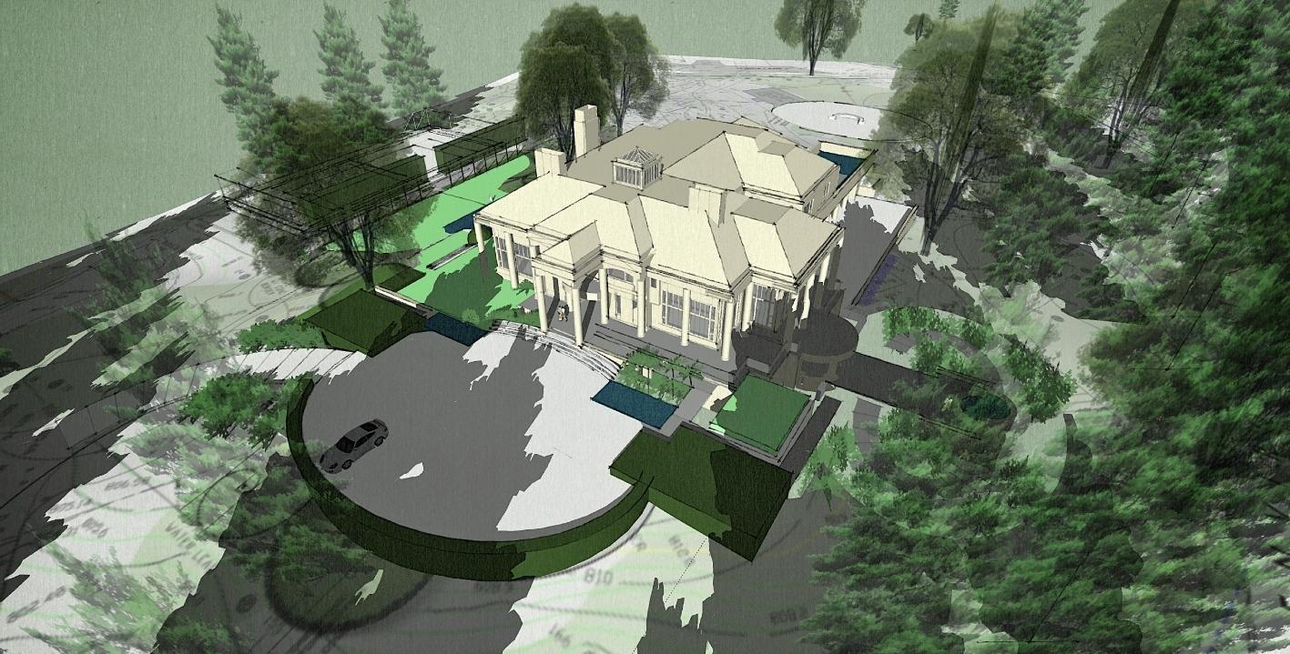 Private Estate, Bloomfield Hills
