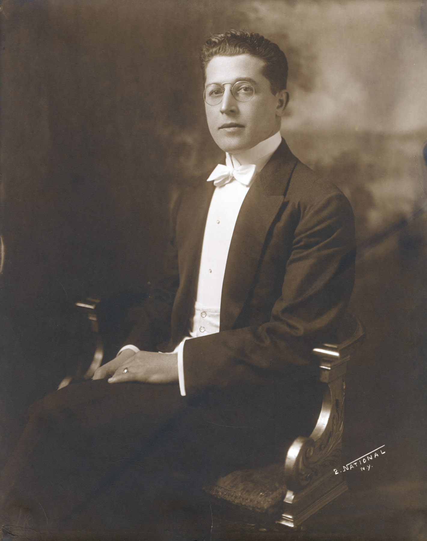 Bill Fried (c.1920)