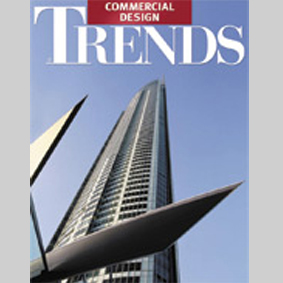 ARCHITECTURAL CLADDING IN COMMERCIAL DESIGN TRENDS VOLUME 22, NUMBER 04