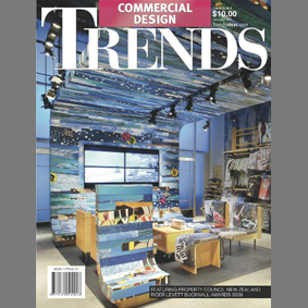ARCHITECTURAL CLADDING IN COMMERCIAL DESIGN TRENDS VOLUME 25 NUMBER 08