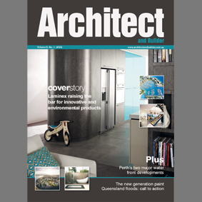 ARCHITECTURAL    CLADDING IN ARCHITECT AND BUILDER