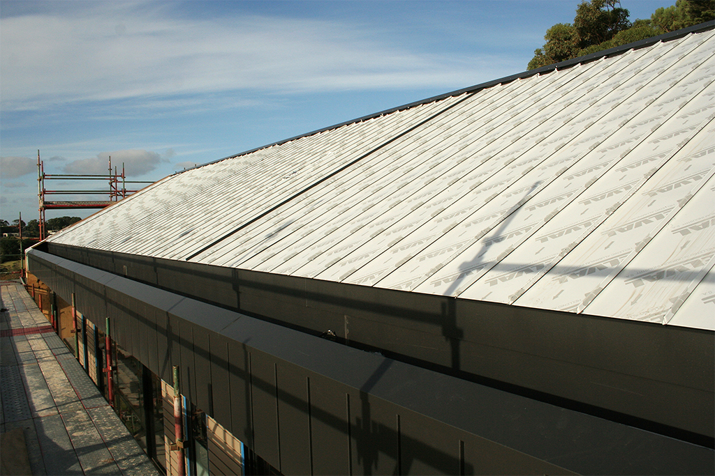 Cliptray Aluminium Roofing Mornington 02