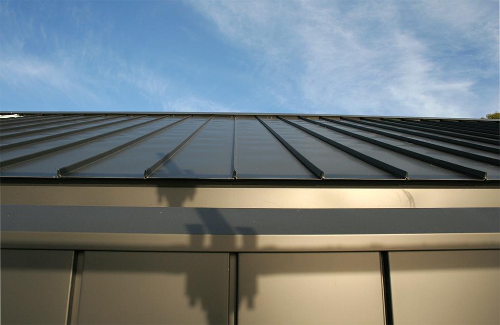 Aluminium Cliptray Roof Flashings