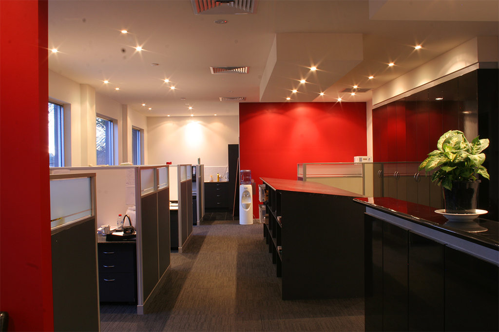 Architectural Cladding - Office