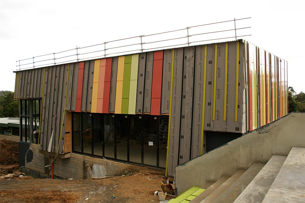 Ringwood Primary - East Elevation