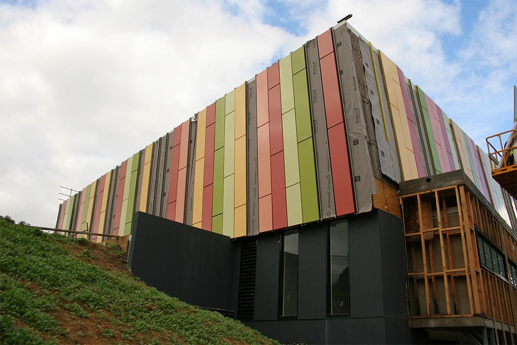 Ringwood Primary - North Elevation