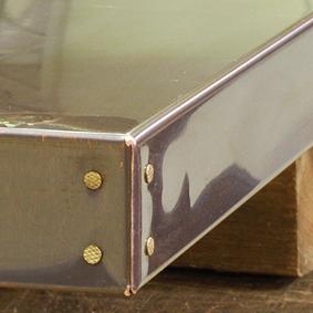 tecu copper oxid table