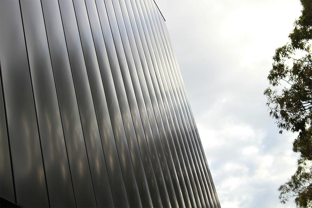 Aluminium Charcoal Black Express Panels