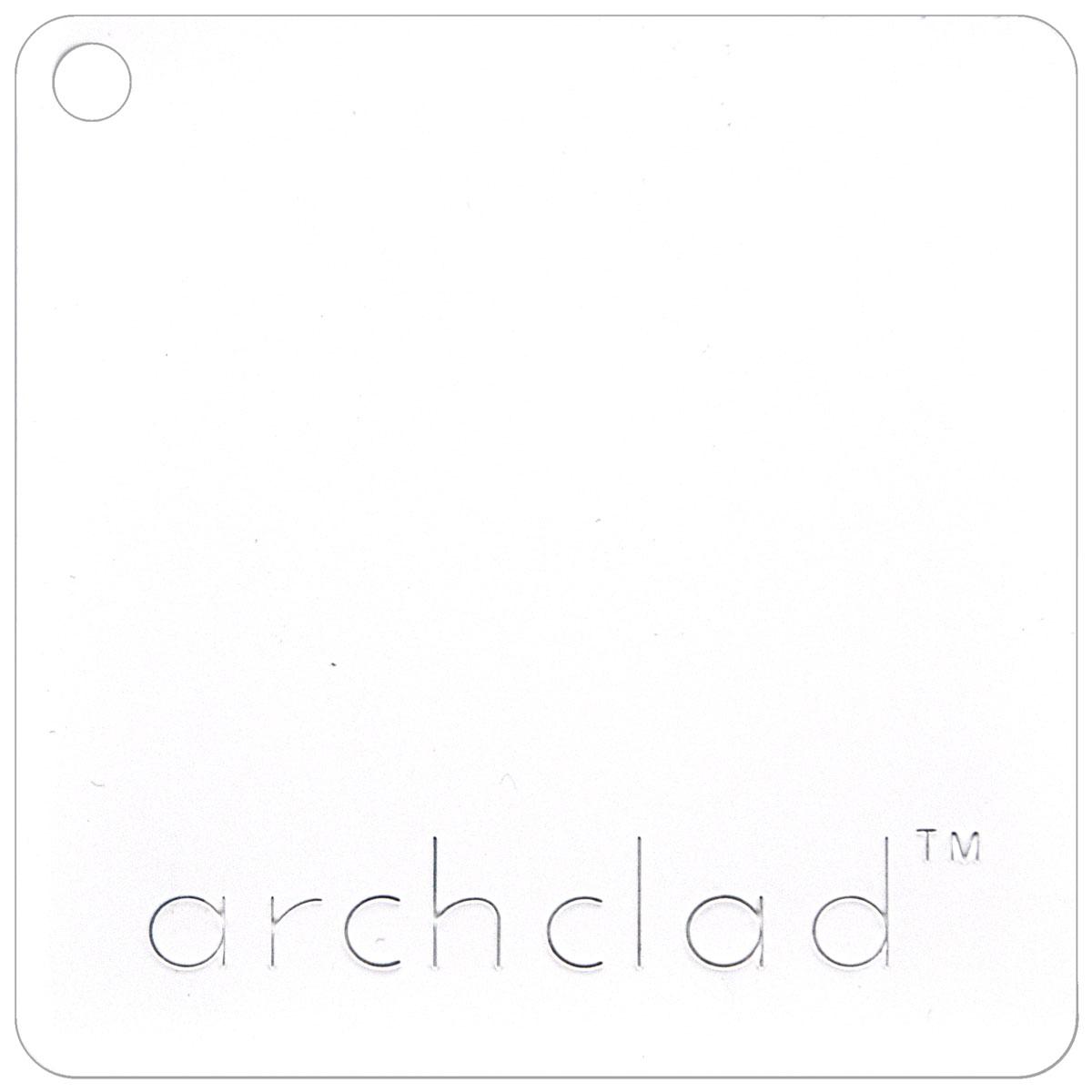 cirrus white Aluminium