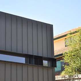 Balwyn North Residence, VIC VM Zinc - Single-Lock Standing Seam