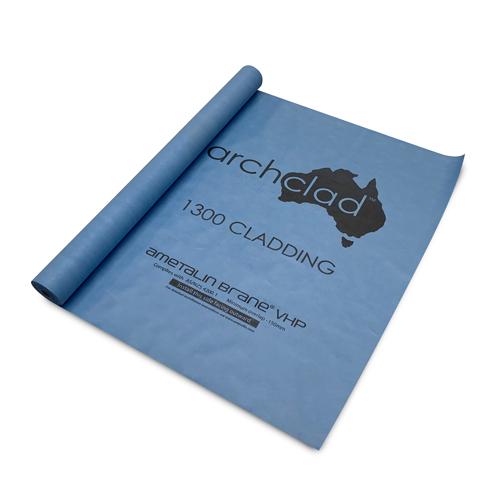 Archclad Brane vhp breathable waterproof membrane  45m² per roll. $86.00+gst per roll