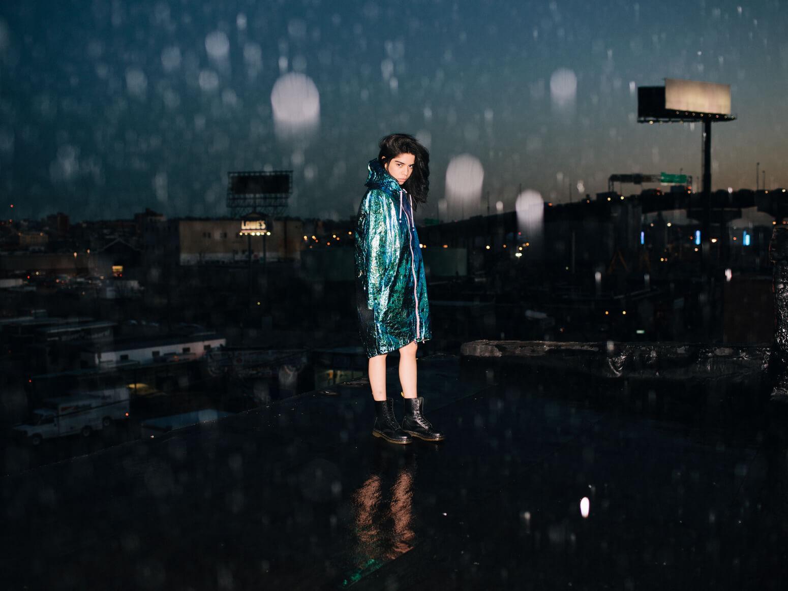 Wanda Nylon for  FADER , 2013