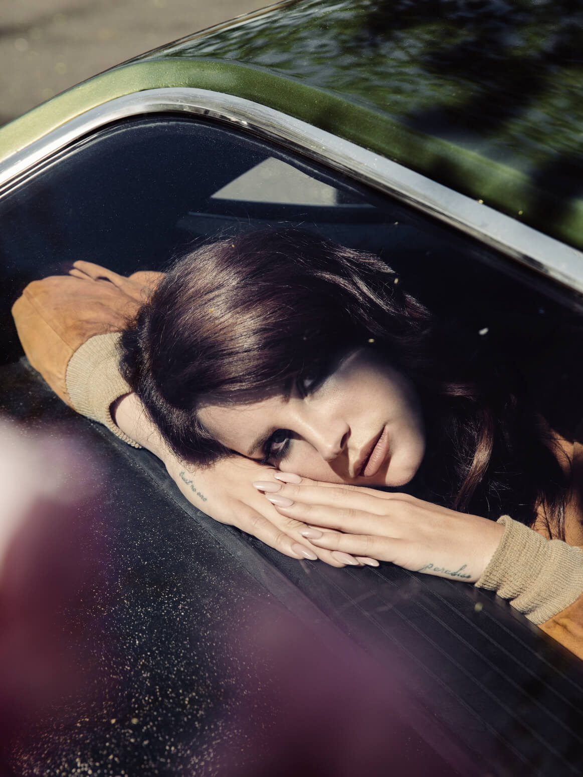 Lana Del Rey for  FADER,  photographed in Brooklyn, NY, 2014