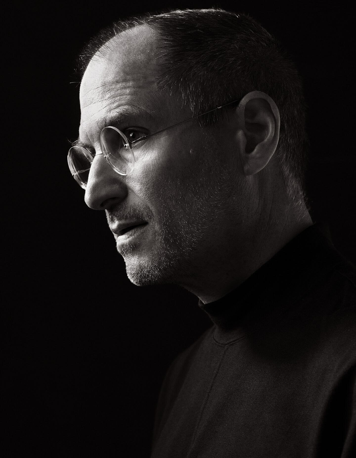 Steve Jobs, 2007, for  TIME Magazine