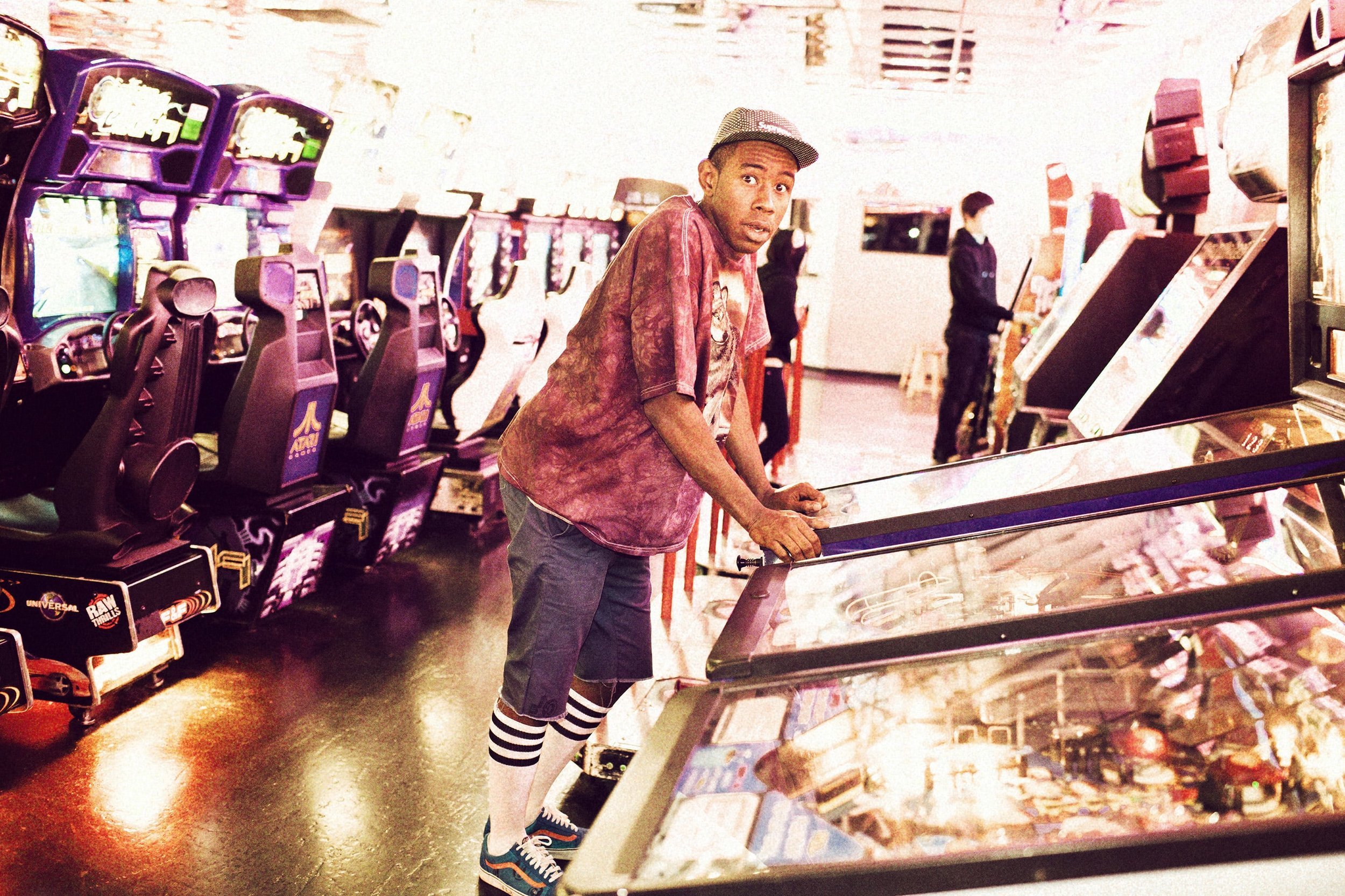Tyler, The Creator for Rolling Stone, 2011