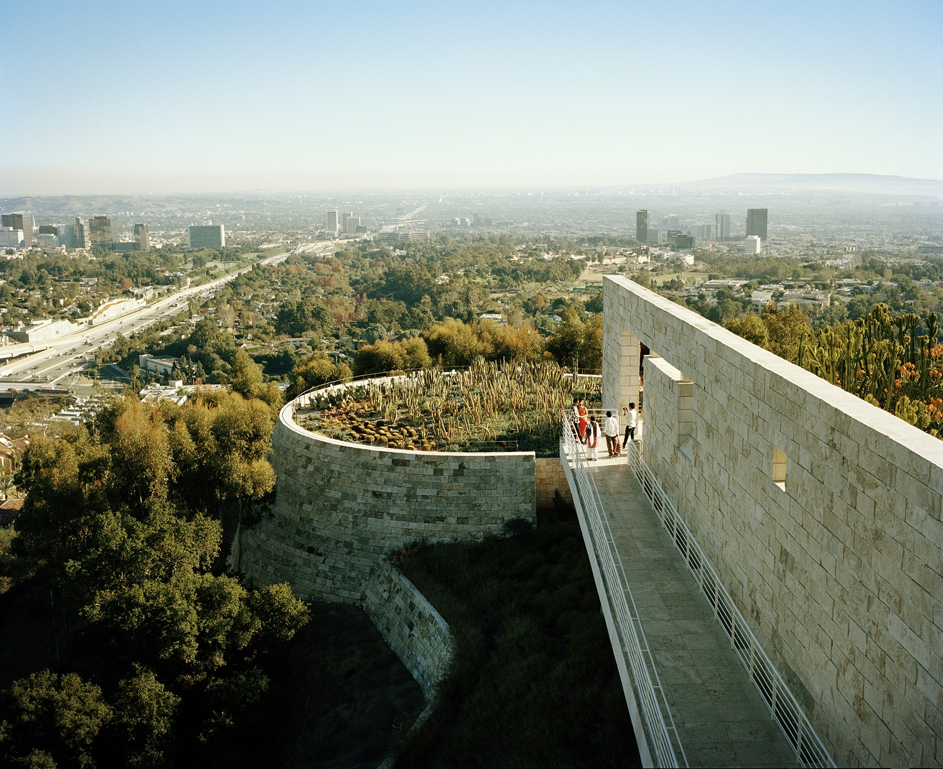 The Getty – Los Angeles, California