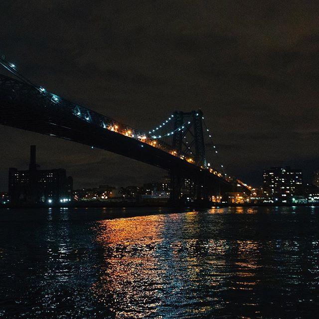 73/100 - Williamsburg Bridge earlier this week #100dayproject
