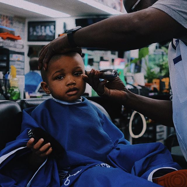 74/100 - King Kutz Barber #100dayproject