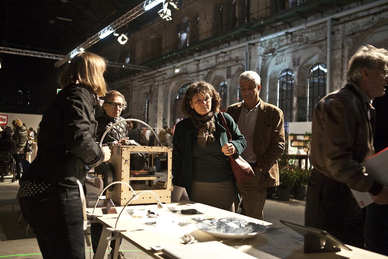 Visitors (Courtesy of Operae, PEPE fotografia)